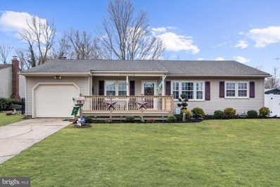2 Valley Forge Place, Clementon, NJ 08021 - #: NJCD348424