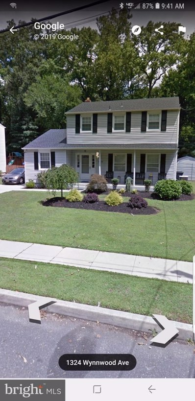 1324 Wynnwood, Cherry Hill, NJ 08002 - #: NJCD348966