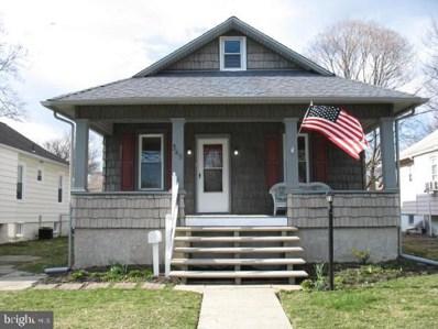 349 W Merchant Street, Audubon, NJ 08106 - MLS#: NJCD349468