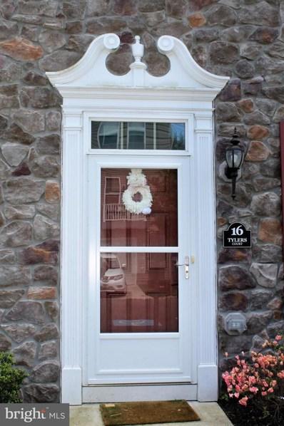 16 Tylers Court, Somerdale, NJ 08083 - #: NJCD361082