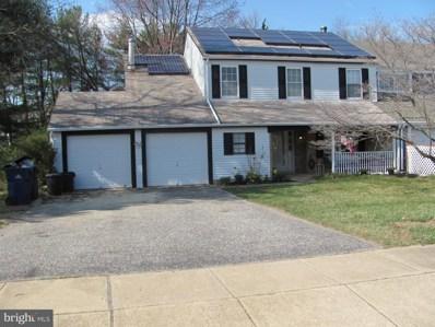 2 Barbet Drive, Voorhees, NJ 08043 - MLS#: NJCD361544