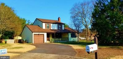 110 Village Circle, Sicklerville, NJ 08081 - #: NJCD361796