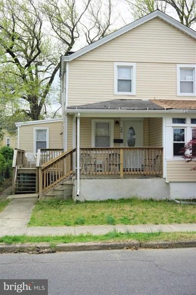 26 E Crystal Lake Avenue, Haddon Township, NJ 08108 - #: NJCD363304