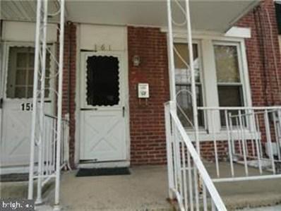161 S Centre Street, Merchantville, NJ 08109 - #: NJCD363376