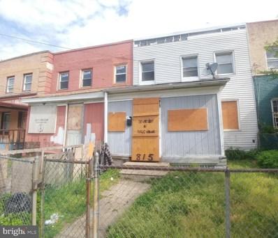 815 Tulip Street, Camden, NJ 08104 - #: NJCD364640