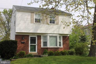 7475 Githens Avenue, Pennsauken, NJ 08109 - #: NJCD365256