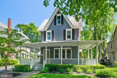 123 West End Avenue, Haddonfield, NJ 08033 - #: NJCD365458