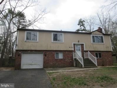 915 Hillside Drive, Atco, NJ 08004 - #: NJCD365494