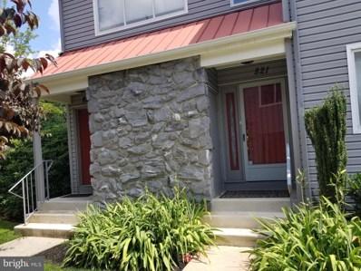 821 Chanticleer, Cherry Hill, NJ 08003 - #: NJCD366068