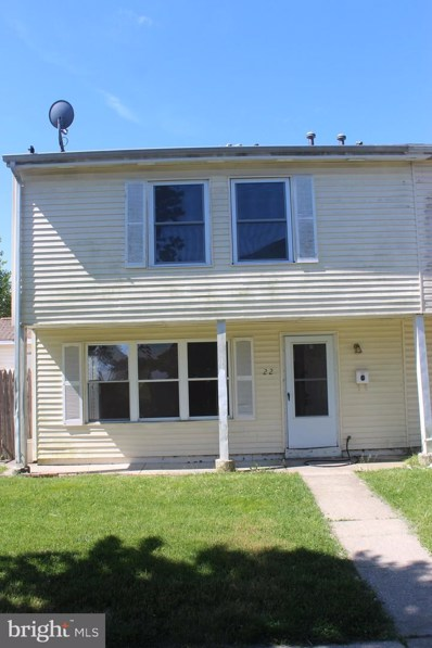 22 Lehigh Court, Sicklerville, NJ 08081 - #: NJCD366292