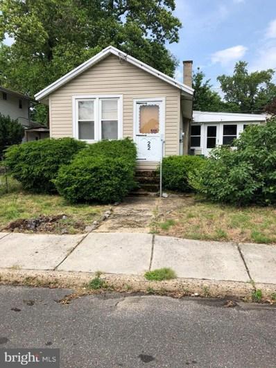 22 Bassett Avenue, Runnemede, NJ 08078 - #: NJCD366418