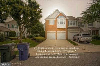 4111 Hermitage Drive, Voorhees, NJ 08043 - #: NJCD366740