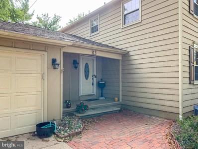 113 Fox Chase Lane, Cherry Hill, NJ 08034 - #: NJCD367280