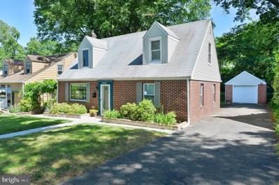1810 Bryn Mawr Avenue, Haddon Heights, NJ 08035 - #: NJCD367730