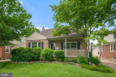 1805 Sycamore Street, Haddon Heights, NJ 08035 - #: NJCD368434