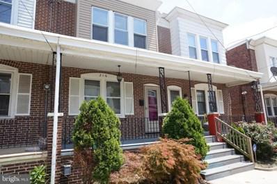 216 Cedar Avenue, Oaklyn, NJ 08107 - #: NJCD370520