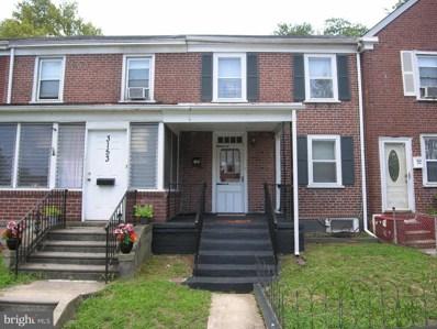 3151 Alabama Road, Camden, NJ 08104 - #: NJCD372994