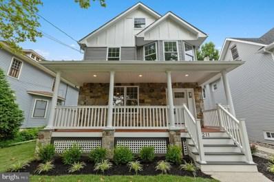 211 Woodland Avenue, Haddonfield, NJ 08033 - #: NJCD373222