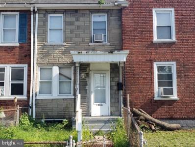 1404 N Chesapeake Road, Camden, NJ 08104 - #: NJCD373406