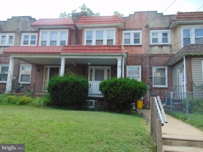 21 Terrace Avenue, Camden, NJ 08105 - #: NJCD373430