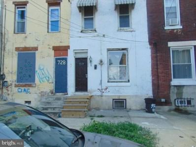 726 Vine Street, Camden, NJ 08102 - #: NJCD373790