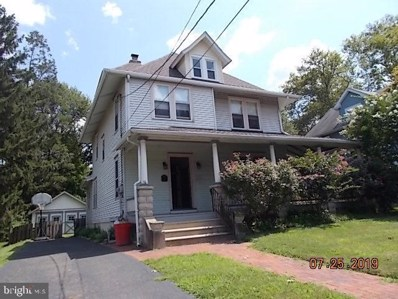 305 7TH Avenue, Haddon Heights, NJ 08035 - #: NJCD374652