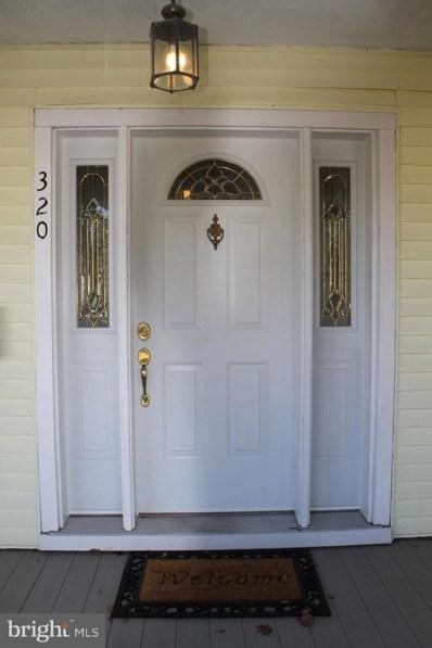 320 W Evesham Avenue, Magnolia, NJ 08049 - #: NJCD375400