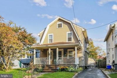 242 Crestmont Terrace, Collingswood, NJ 08108 - #: NJCD375416