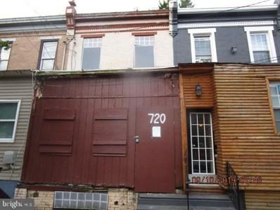 720 Vine Street, Camden, NJ 08102 - #: NJCD376332