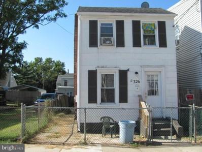 326 Morris Street, Gloucester City, NJ 08030 - #: NJCD376840