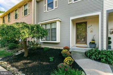625 Kings Croft, Cherry Hill, NJ 08034 - #: NJCD376860