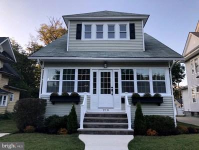 219 Washington Terrace, Audubon, NJ 08106 - #: NJCD377484