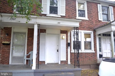 2924 W Octagon Road, Camden, NJ 08104 - MLS#: NJCD378044