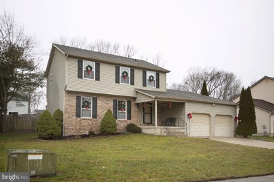 16 Easton Drive, Sicklerville, NJ 08081 - #: NJCD378346