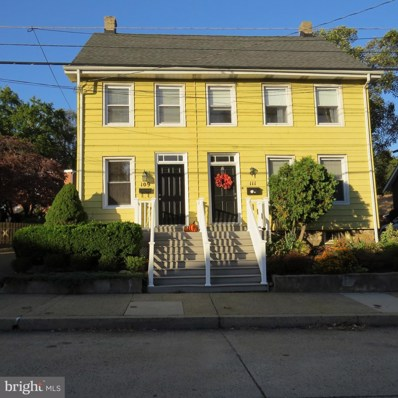 109 Ellis Street, Haddonfield, NJ 08033 - #: NJCD379124