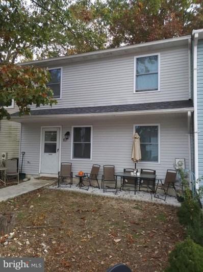 61 Berkshire Road, Sicklerville, NJ 08081 - #: NJCD380006