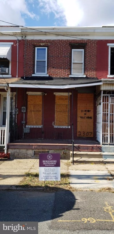 2307 S 7TH Street, Camden, NJ 08104 - #: NJCD380722