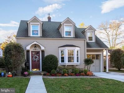 1520 Prospect Ridge Boulevard, Haddon Heights, NJ 08035 - #: NJCD380726