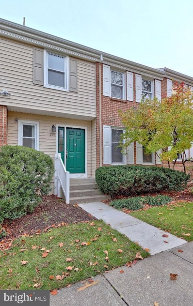 223 Society Hill, Cherry Hill, NJ 08003 - #: NJCD381180