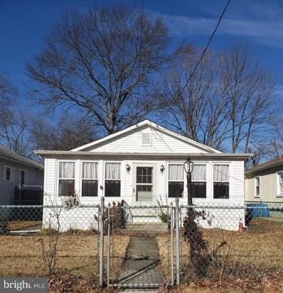 316 Garden Avenue, Somerdale, NJ 08083 - #: NJCD382830