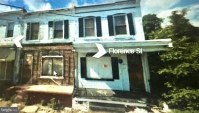 905 Florence Street, Camden, NJ 08104 - #: NJCD383504