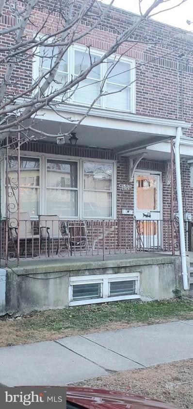 606 Division Street, Gloucester City, NJ 08030 - #: NJCD384020
