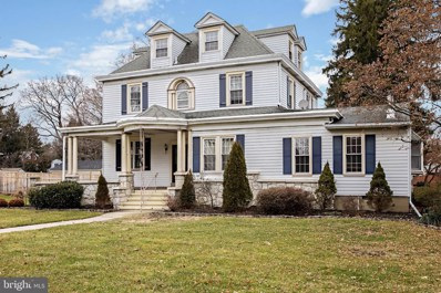 129 4TH Avenue, Haddon Heights, NJ 08035 - #: NJCD386332