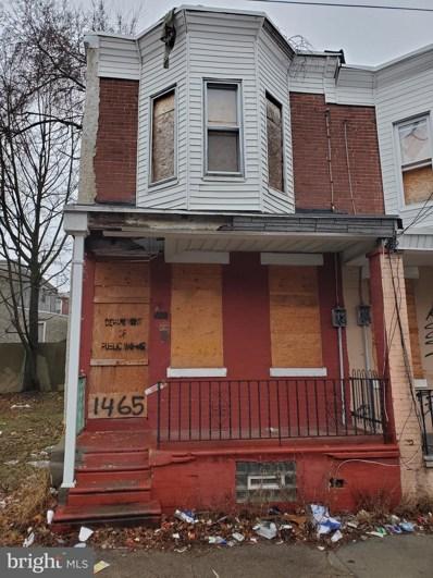 1465 Louis Street, Camden, NJ 08104 - #: NJCD388550