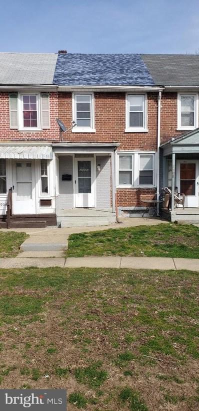 2906 W Octagon Road, Camden, NJ 08104 - #: NJCD389222