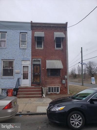 839 Spruce Street, Camden, NJ 08103 - #: NJCD389432