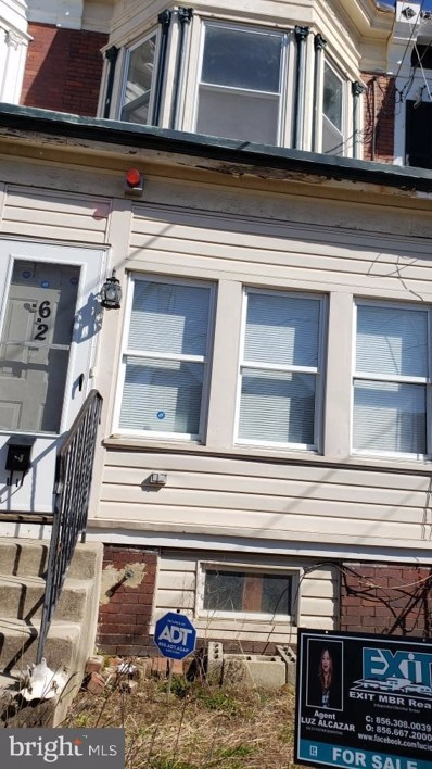 62 S 28TH Street, Camden, NJ 08105 - #: NJCD389568