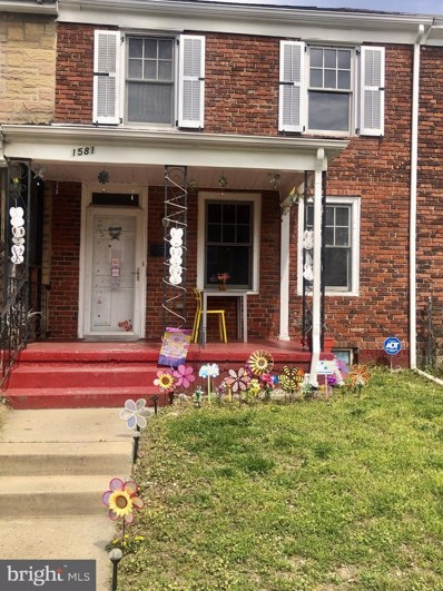 1581 Minnesota Road, Camden, NJ 08104 - #: NJCD390908