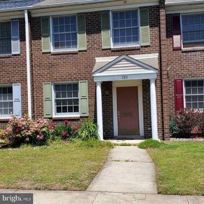 103 Benson Court, Camden, NJ 08103 - #: NJCD394346