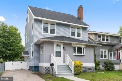 211 West End Avenue, Merchantville, NJ 08109 - #: NJCD394430